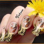 Stylish & Easy Nail Art Designs 2013-2014 for Girls (8)