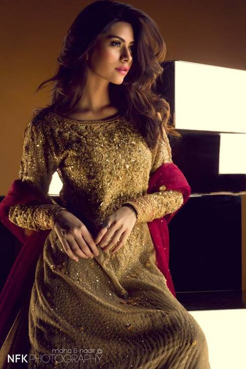 Stylish & Fancy Sania Maskatiya Bridal Dresses 2013-14 for Ladies (1)