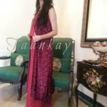Taankay Winter Dresses Collection 2013-2014 For Women