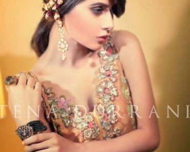 Tena Durrani Wedding Formals Winter Dresses 2013-14 For Ladies