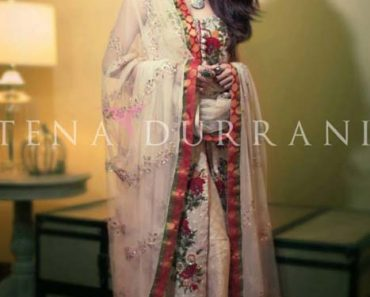 Tena Durrani Wedding Formals Winter Dresses 2013-14 For Ladies (3)