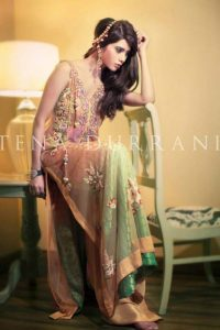 Tena Durrani Wedding Formals Winter Dresses 2013-14 For Ladies (5)