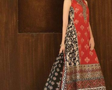 Umar Sayeed Embroidered Winter Collection 2013 for Women (2)