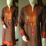 Latest Vivante Winter Dresses Collection 2013-14 (2)