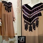 Winter Long Shirt Designs 2013 For Women & Girls By QnH (1)