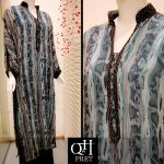 Winter Long Shirt Designs 2013 For Women & Girls By QnH (2)