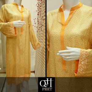 Winter Long Shirt Designs 2013 For Women & Girls By QnH (5)