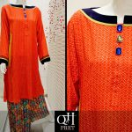 Winter Long Shirt Designs 2013 For Women & Girls By QnH (5)