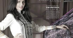 ZS Textiles New Winter Dress 2013 Fashion for Girls (6)