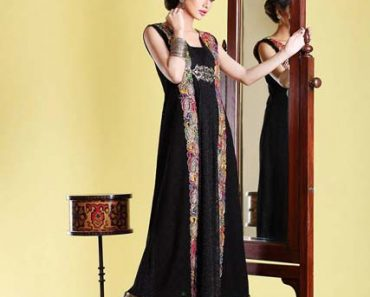 Zahra Ahmad Winter Party Wear Wear Collection 2013-14 for Women