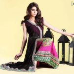 Zahra Ahmad Winter Party Wear Wear Collection 2013-14 for Women (2)