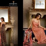 Asim Jofa Latest Formal Wear Winter Collection 2013-2014 For Women