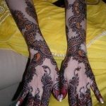 Beautiful Hands Mehndi Henna Designs 2013-2014 For Bridal (3)