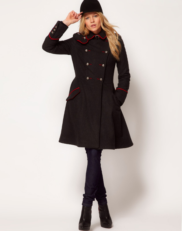 Beautiful Warm Coats Design 2014 for Women & Girls (6)