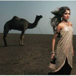 Bridal Wear Desert Rose Collection 2014 Designer Shehla Chatoor (5)