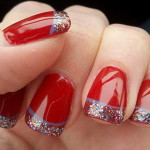 Christmas Nail Art Designs 2013-2014 Collection For Girls (14)