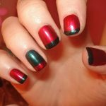 Latest Christmas Nail Art Designs 2013-2014 Collection For Girls (2)