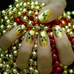 Christmas Nail Art Designs 2013-2014 Collection For Girls (7)
