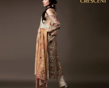 Crescent Formal Wear Winter Collection 2014 for Women