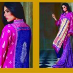 Firdous Fashion Digital Viscose Dresses 2014 For Winter (3)