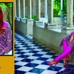 Firdous Cloth Mills New Digital Viscose Collection 2013-14 (1)