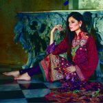 Firdous Cloth Mills New Digital Viscose Collection 2013-14 (2)
