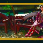 Firdous Fashion Digital Viscose Dresses 2014 For Winter