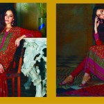 Firdous Cloth Mills New Digital Viscose Collection 2013-14