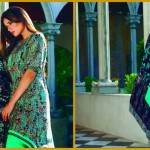 Firdous Fashion Digital Viscose Dresses 2014 For Winter (1)
