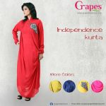 Grapes-The-Brand-flower-prints-kurta-designs-2013-14-1