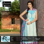 Hareem Latest Embroidered Cotton Range Dresses 2013-14 By ZTM (8)