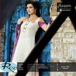 Hareem Latest Embroidered Cotton Range Dresses 2013-14 By ZTM (4)