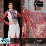 Hareem Latest Embroidered Cotton Range Dresses 2013-14 By ZTM (5)
