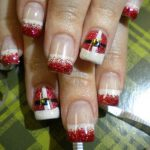 Christmas Nail Art Designs 2013-2014 Collection For Girls (1)