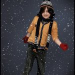 Leisure Club Beautiful Winter Party Fashion Dresses 2013-2014 For Kids (4)