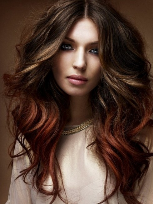 Wavy-Long-Wedding-Hairstyle