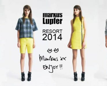 Markus Lupfer Resort 2014 and AW 13 Collections for Women (1)
