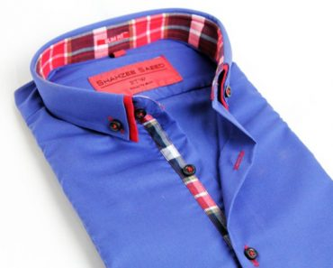 Menswear Winter Shirts Collection 2014 By Shahzeb Saeed (11)