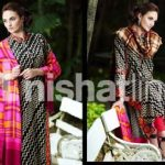 Nisha Fabrics New Winter Dresses Collection 2013-14 For Women (2)