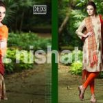 Nisha Fabrics New Winter Dresses Collection 2013-14 For Women (5)