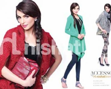 Nisha Fabrics New Winter Dresses Collection 2013-14 For Women (6)
