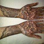 Top Arabic Mehndi Designs 2014 Sameena Khan's Henna Designs (1)