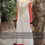 Sara Naqvi New Year Winter Dresses Collection 2014 For Women and Girls (5)