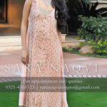 Sara Naqvi New Year Winter Dresses Collection 2014 For Women and Girls (1)
