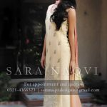 Sara Naqvi New Year Winter Dresses Collection 2014 For Women and Girls (4)