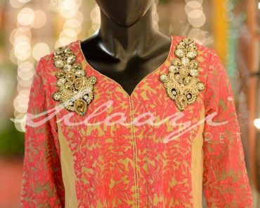 Silaayi Christmaz Wear Pret Dresses Winter 2014 For Ladies (2)