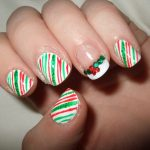 Christmas Nail Art Designs 2013-2014 Collection For Girls (3)