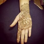 Top Arabic Mehndi Designs 2014 Sameena Khan's Henna Designs