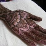 Top Arabic Mehndi Designs 2014 Sameena Khan's Henna Designs (2)