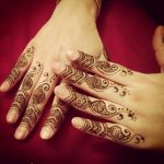 Top Arabic Mehndi Designs 2014 Sameena Khan's Best Henna Designs For Hands 2014